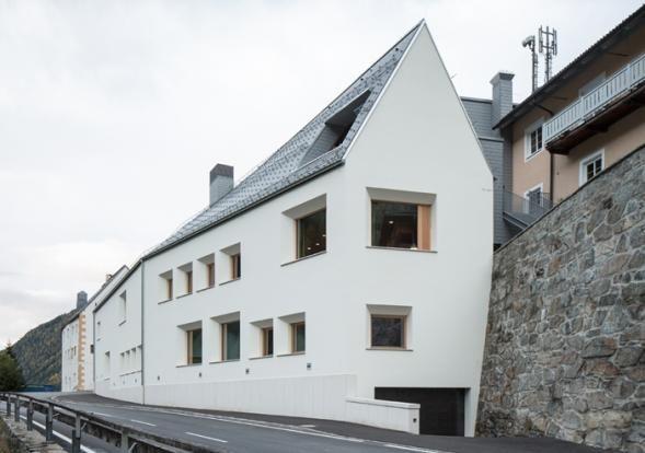 Kulturní dům pod Großglocknerem
