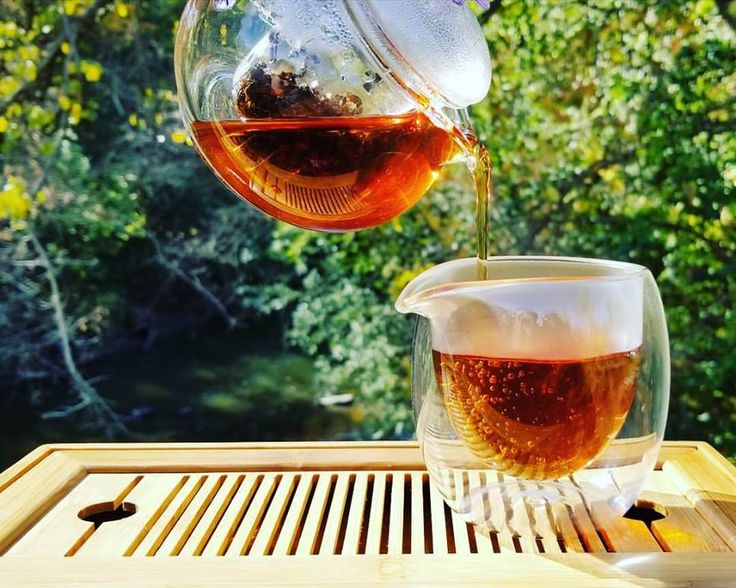 Teazorean's very own Orange Pekoe - a soothing, full-bodied tea with gorgeous amber liquor. Taste the Teazorean difference!