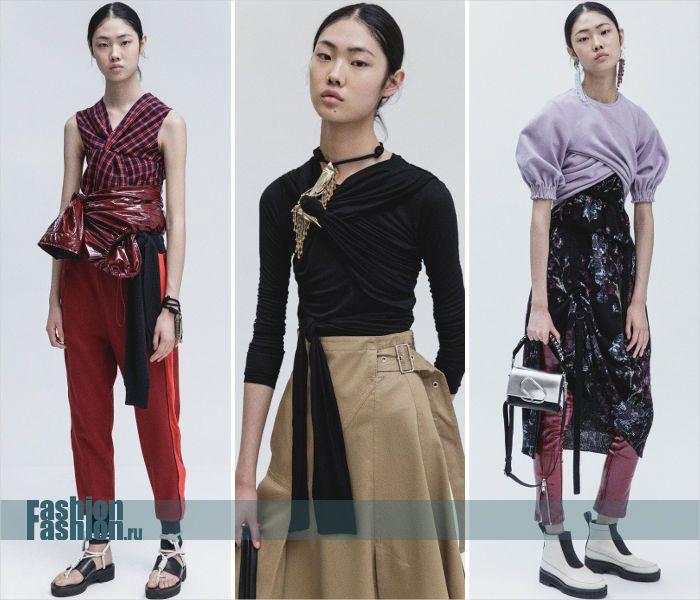 Коллекция 3.1 Phillip Lim resort 2018