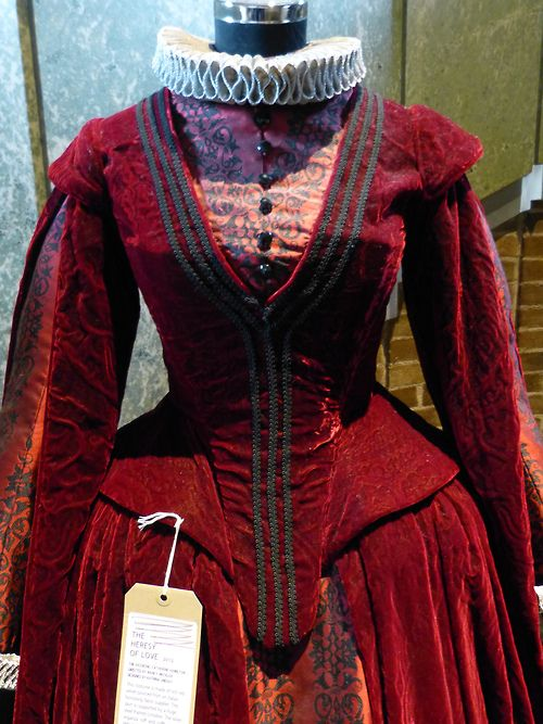 Royal Shakespeare Theatre costume exhibit, Stratford-upon-Avon by archaeologist_d at flickr.