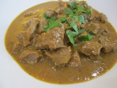 Car Free in Ann Arbor: Left Over Lamb - Rogan josh, a king amongst curries