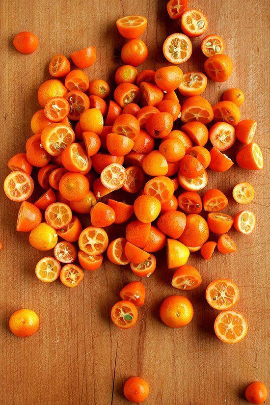 Orange. Il colore che dà allegria!