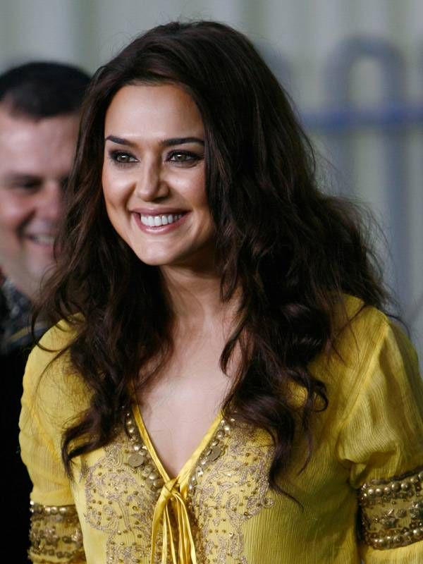The very talented Preity Zinta has also signed up to donate organs. (Reuters/)See more of : Preity zinta