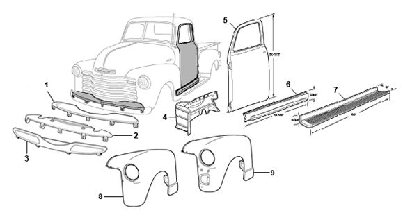 parts for 2013 ford f 150 king ranch