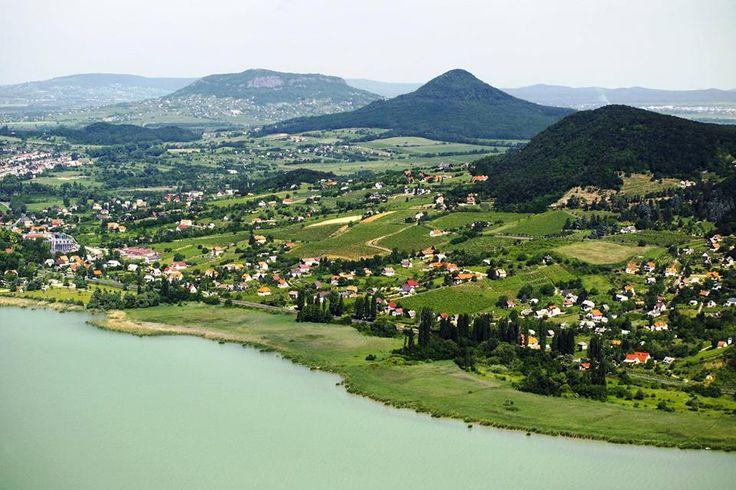 Badacsonyőrs, Nord-Balaton
