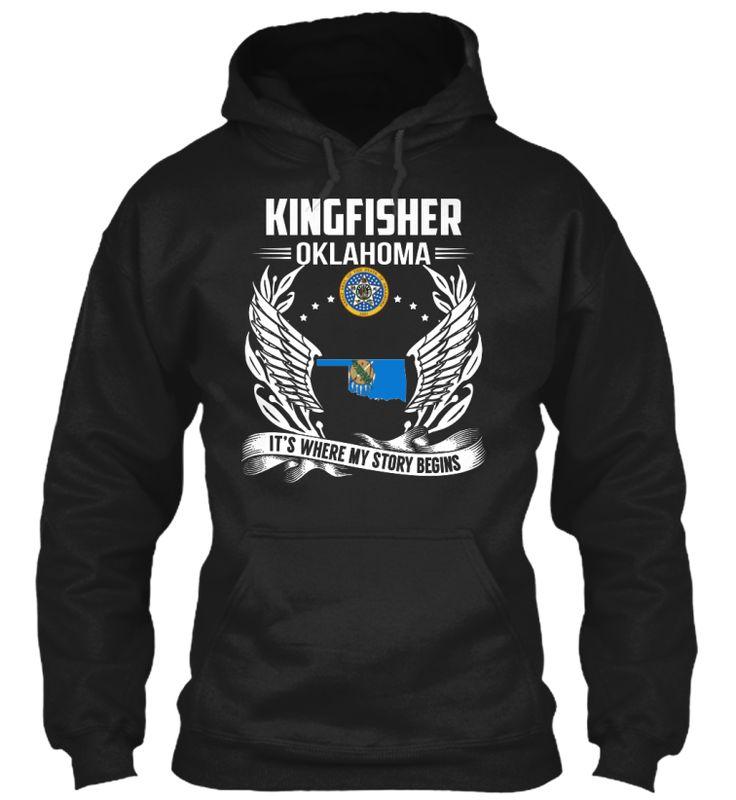 Kingfisher, Oklahoma - My Story Begins