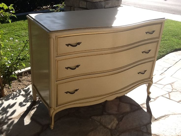 Vintage French Provincial Dresser / Chest By Drexel (Touraine)
