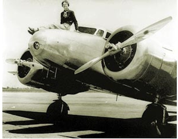 Amelia Earhart: Titanic Discoverer On Board For New Search
