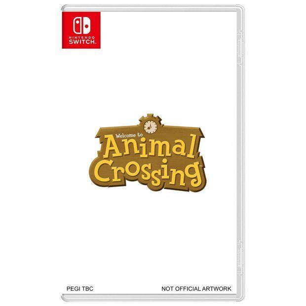 Buy Animal Crossing New Horizons Nintendo Switch Pre Order Game