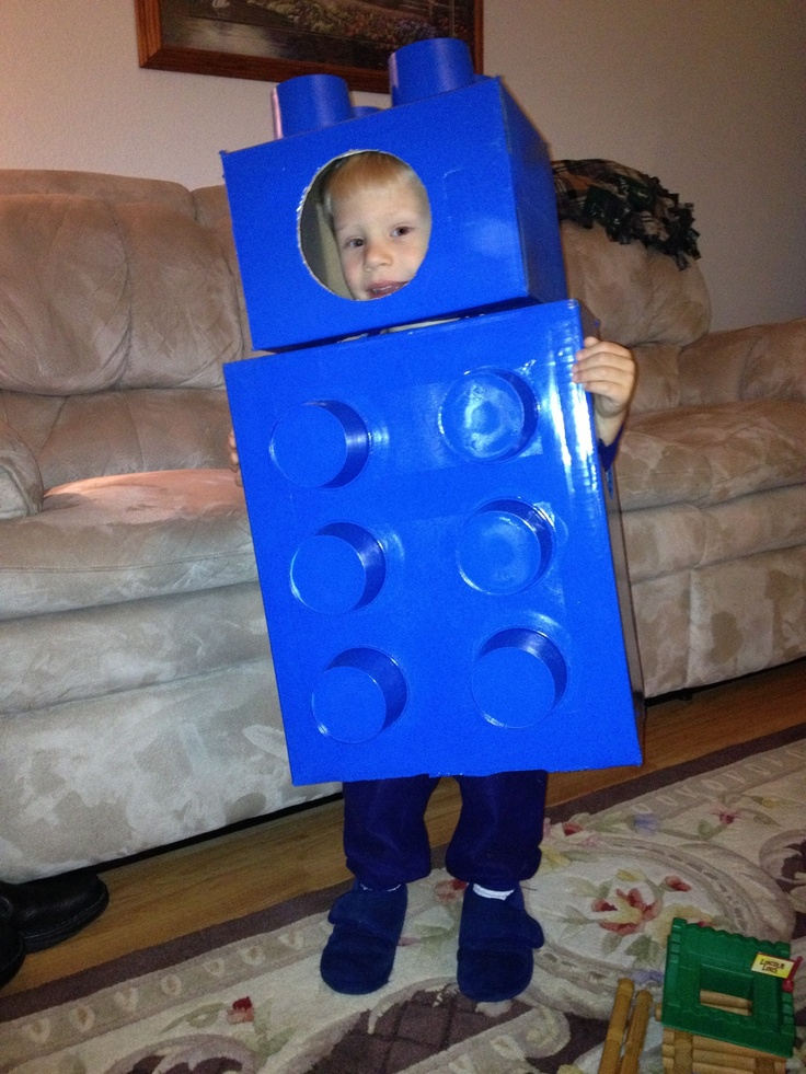 Lego Halloween Costume: Halloween Costume Perfect, Costume Ideas, Lego Halloween Costumes, Fun Halloween, Halloween Ideas, Lego Baby Costume, Kid
