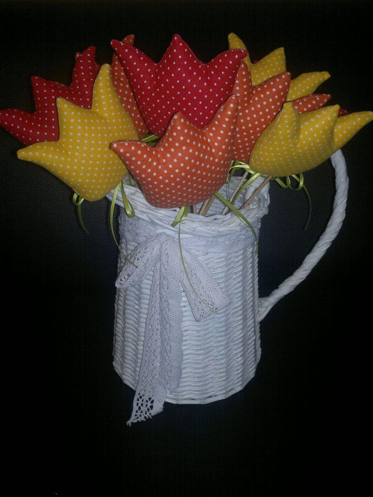 tulipány jaro