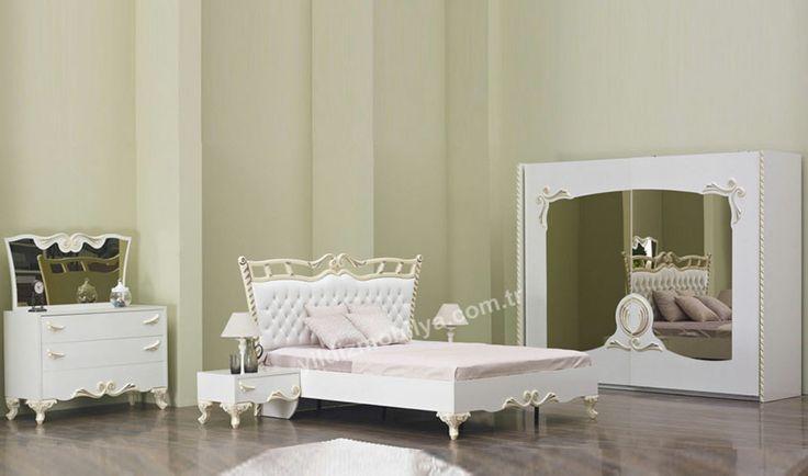 Royalıty Yatak Odası En Güzel Yatak Odası Modelleri Yıldız Mobilya Alışveriş Sitesinde #bed #bedroom #avangarde #modern #pinterest #yildizmobilya #furniture #room #home #ev #young #decoration #moda       http://www.yildizmobilya.com.tr/