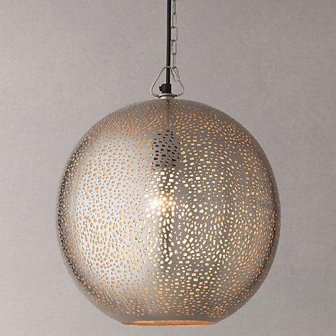 Lyra Etched Metal Ceiling Light. Hall LightingBedroom ...