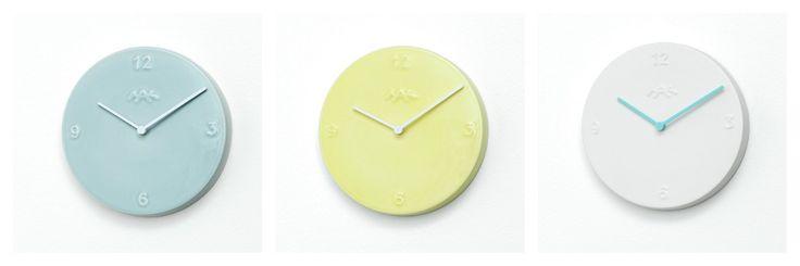 Tik tok. Look at these amazing clocks. <3