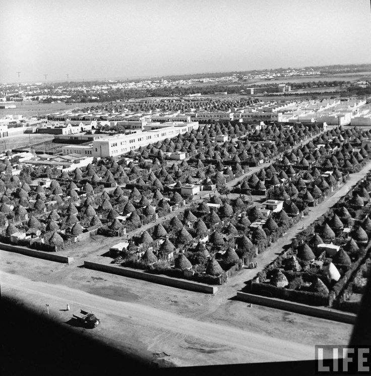 Les Noualas de Casablanca (fin des années 40)