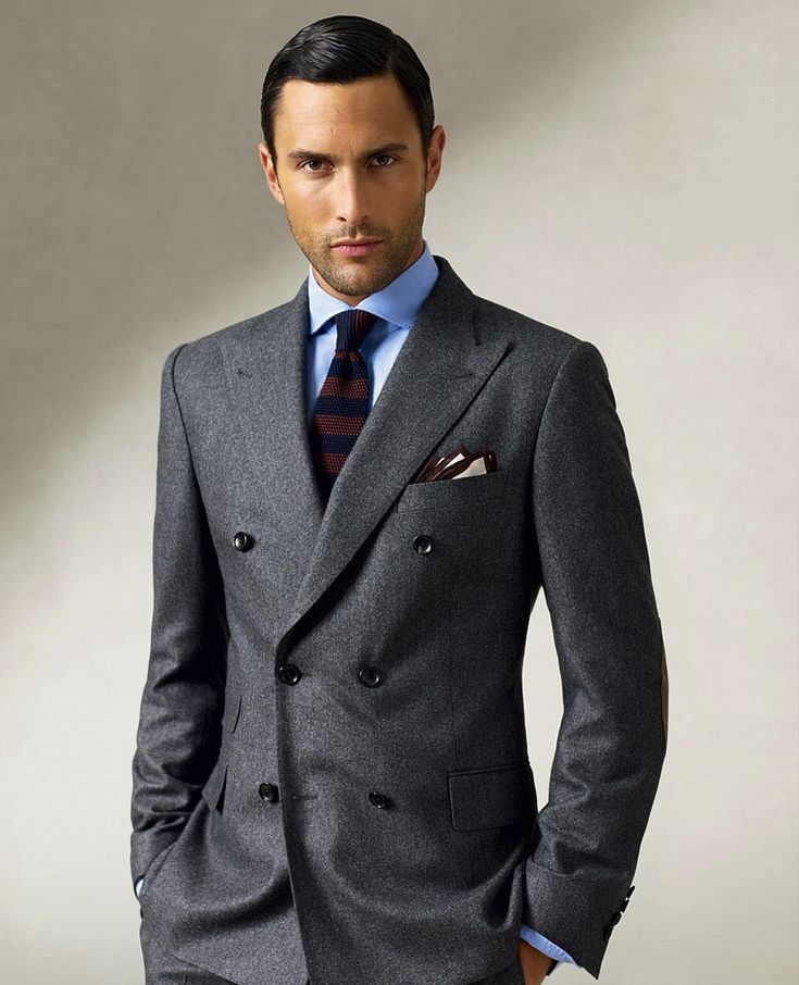 18 best images about Look Book: Charcoal Solid Suit on Pinterest ...