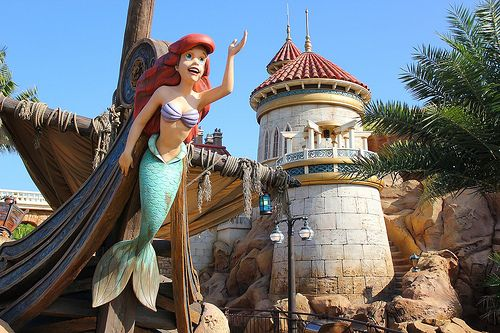 "Disney World Rides | ... Disney World takes guests ""under the sea"" on an interactive"