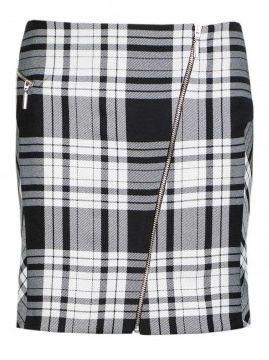 Mono Asymmetric Tartan Zip Mini Dress   #2014 #fashion #tartan http://www.selectfashion.co.uk/clothing/s039-0901-08_mono.html