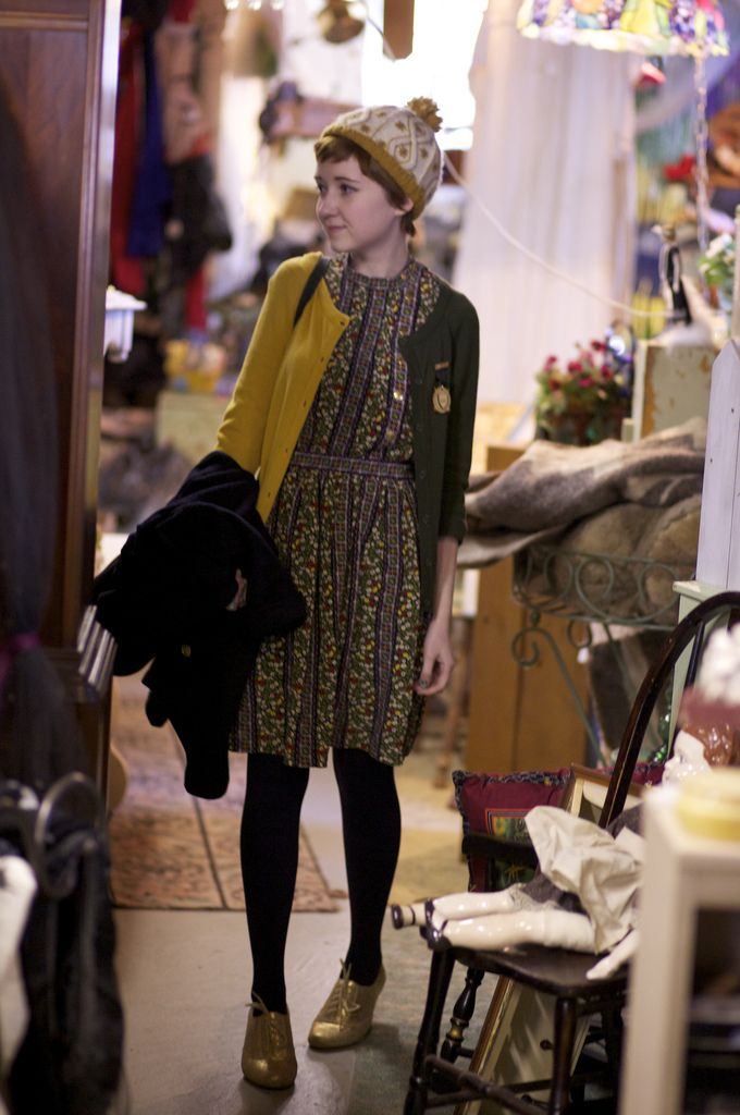 The Clothes Horse: Gone Antiquing