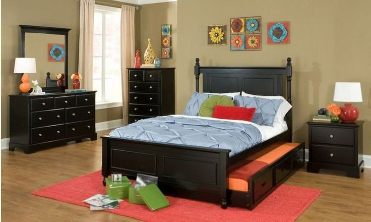 captain bed bedroom sets 3