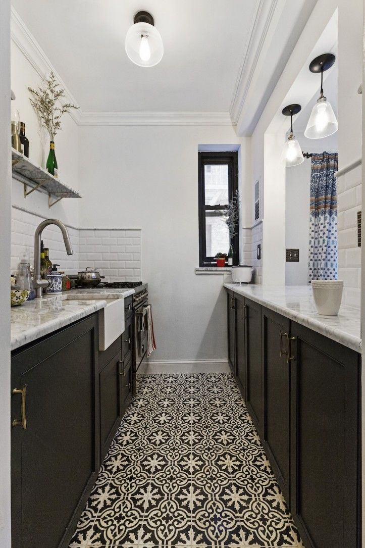 Small Nyc Kitchen Ideas Part - 30: A Longtime Rental Studio Gets A Prewar Restoration