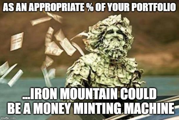 Pin On Iron Mountain