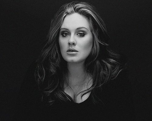 Adele -   I simply can't get enough of her.  Her voice is amazing, her songs are personal, and she's just beautiful.