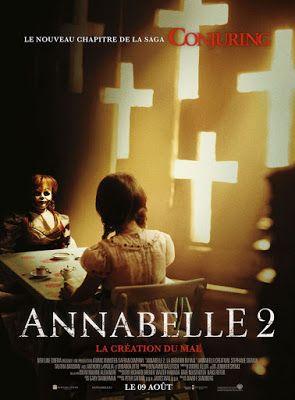 Annabelle 2 : la Création du Mal streaming VF film complet (HD)  #Annabelle2:laCréationduMal #Annabelle2:laCréationduMaldvdrip #Annabelle2:laCréationduMalstreaming #Annabelle2:laCréationduMalstreamingVF #Epouvante-horreur