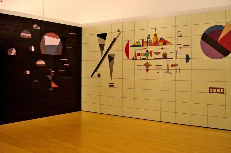 Vassily kandinsky le salon de musique de 1931 mus e d for Salon de musique strasbourg