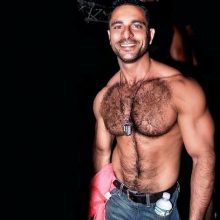 Hairy Latino 2