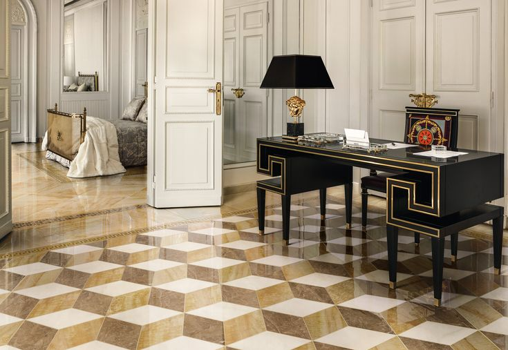 Versace ceramics collezione gold acqua bianco legno bianco acqua