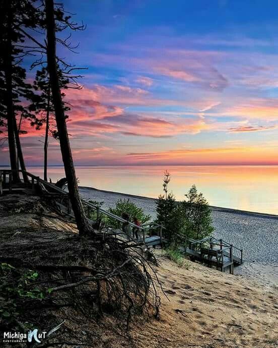 12 Mile Beach Lake Superior Upper Peninsula Michigan