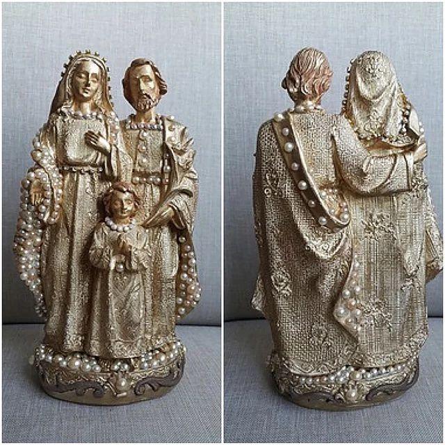 Assim na Terra como no Céu - Imagens Sacras,Escapulários e Estandartes | Sagrada Família