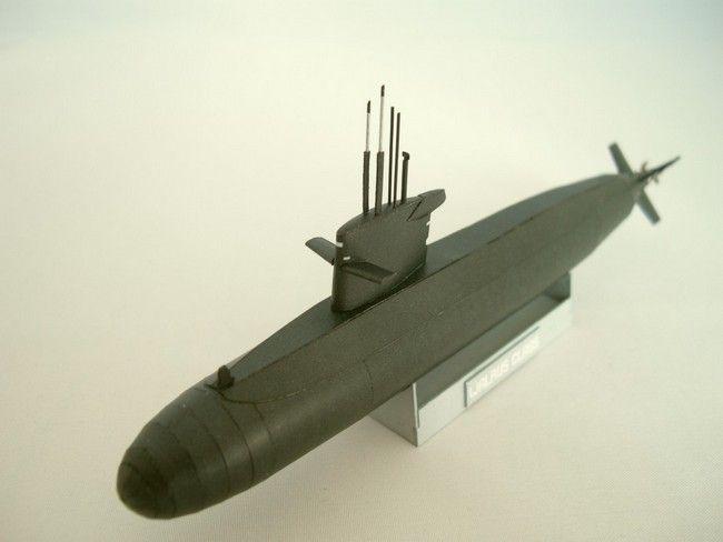 Submarine research essays Term paper Sample