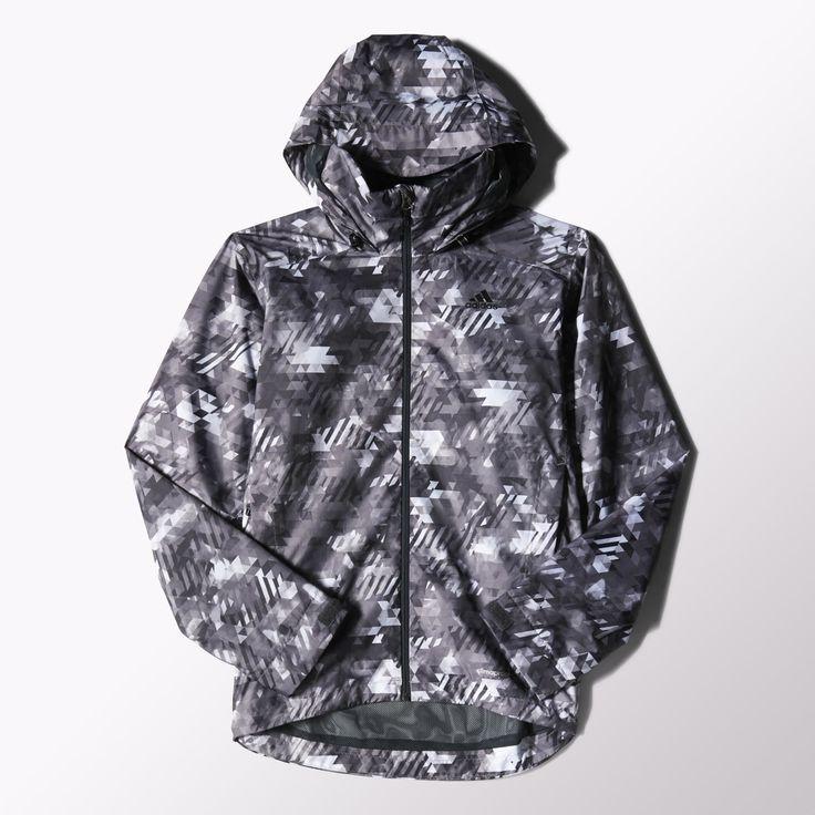 Health Goth // Adidas / Hiking/Trekking Wandertag Jacket