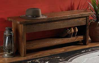 1000 Images About Rustic Bench On Pinterest Industrial Interior Design Bench Storage And