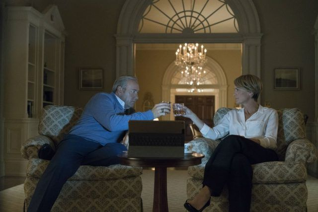 House of Cards Season Five: New Images From Netflix