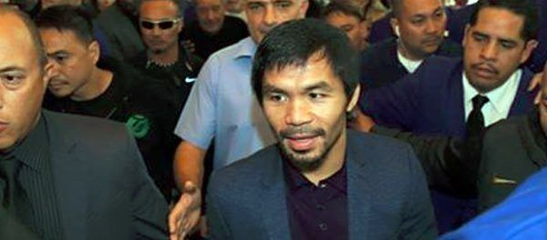 Image captured through Manny Pacquiao Facebook accountAmerican boxing aficionados are cashing in heavily on Filipino boxing icon Manny PacquiaoA $750 bet on Pacquiao returns $100 against a $475 return on a $100 bet on VargasPacquiao remained modest about his chances, a typical demeanor he exhibits in the run-up to his fightsMANILA, Philippines — American boxing aficionados are cashing in heavily on Filipino boxing icon Manny Pacquiao in his scheduled title bout against World Boxing…