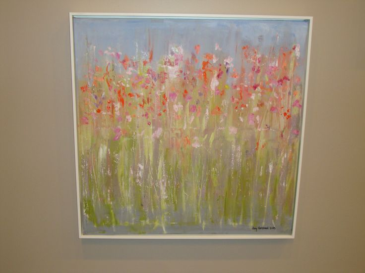 Recent Works on Oil by Amy Roth Hoffman