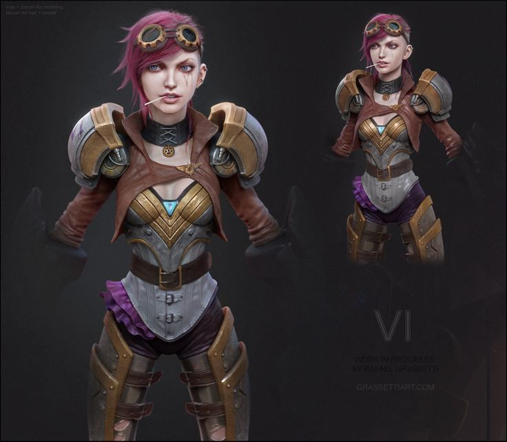 ArtStation - Sketches and WIP, Raf Grassetti