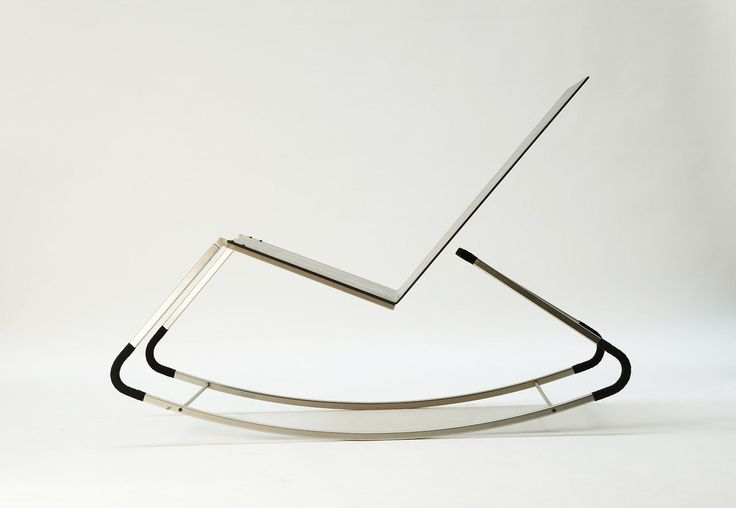A rocking chair named Re. Good #design.