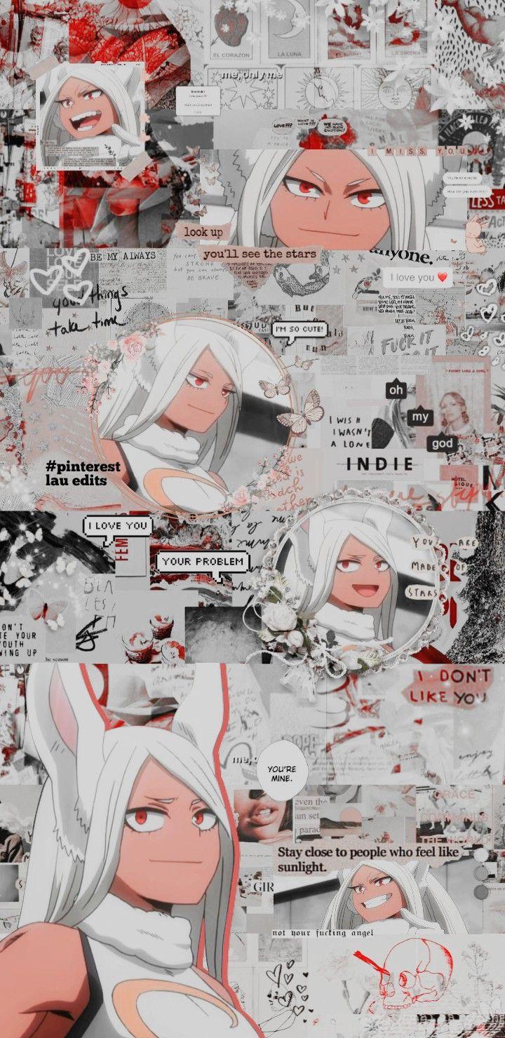 Boku No Hero Mirko Hero Wallpaper Cute Anime Wallpaper Anime Wallpaper Iphone