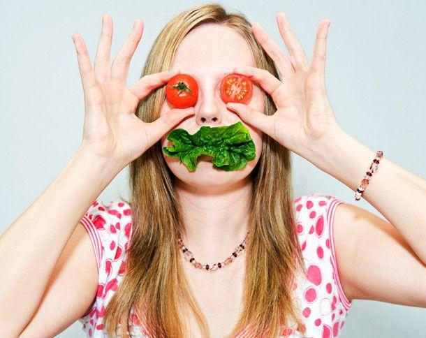 5 Vegetarier-Mythen auf dem Prüfstand