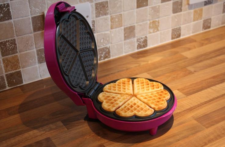 Scandinavian waffle maker
