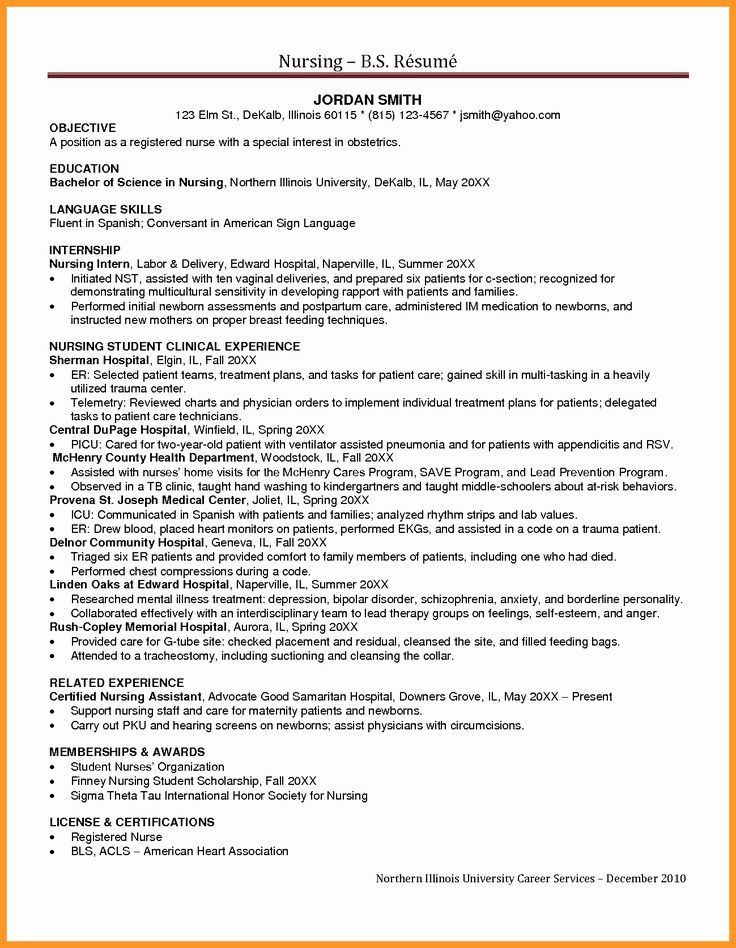 34++ Emergency nurses job description for resume ideas in 2021
