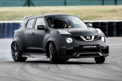 Nissan Juke R 2.0 Mini , Akan Rilis Dengan Desain Gahar