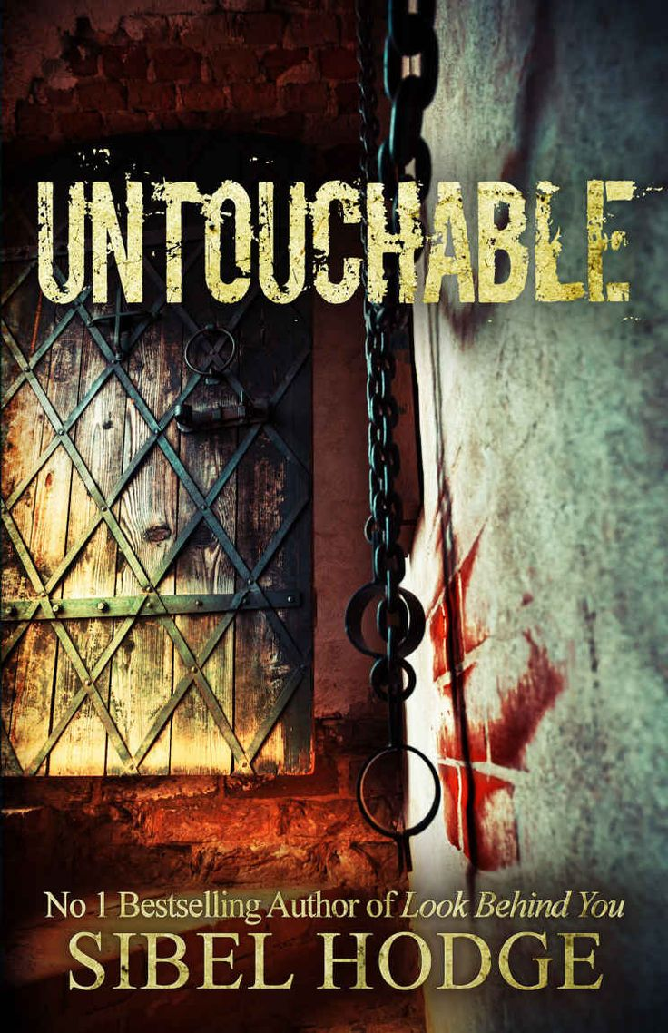 Amazon.com: Untouchable: A chillingly dark psychological thriller eBook: Sibel Hodge: Kindle Store