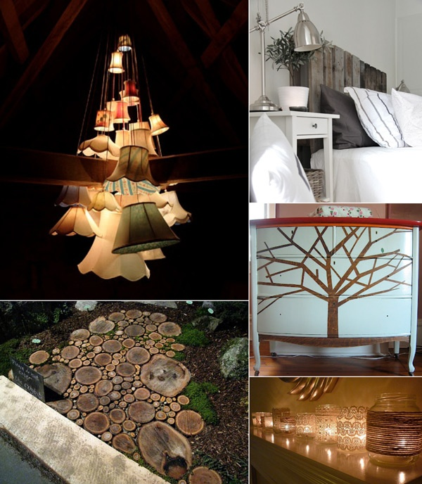 Lovely upcycle projects