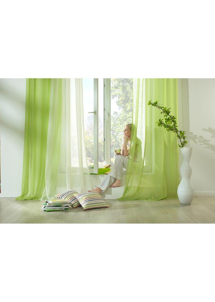 Tenda Tinta Unita Pacco Da 1 Fettuccia Arricciatenda Verde Ordinabile