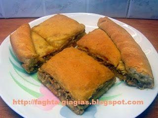 Τα φαγητά της γιαγιάς - Κιμαδόπιτα με χωριάτικο φύλλο